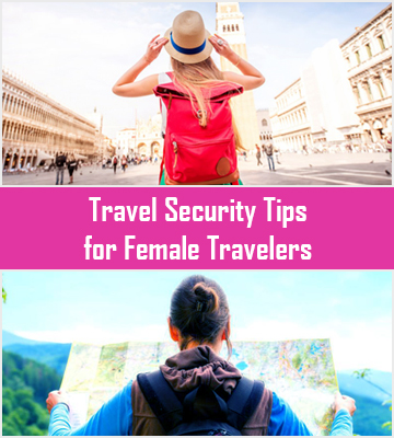 Travel Security Tips for Female Travelers