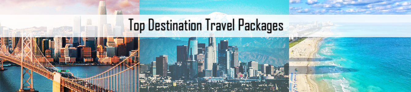 Top Destination Travel Packages