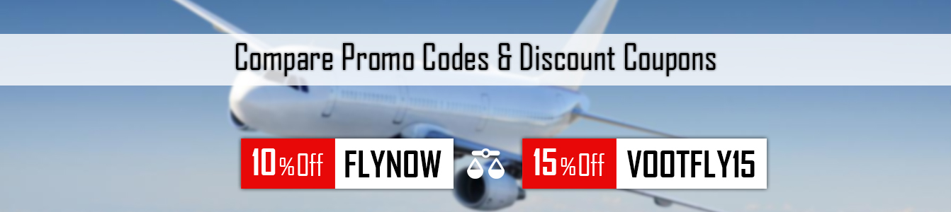Compare Promo Codes & Discount Coupons